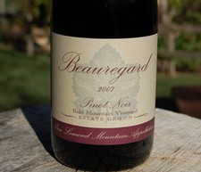 2007 Pinot Noir Bald Mountain