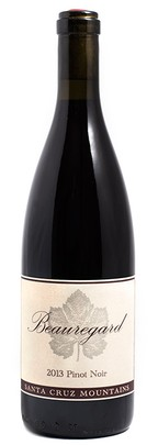 2013 Pinot Noir Santa Cruz Mountains Image
