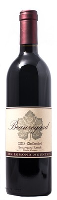 2013 Zinfandel Beauregard Ranch