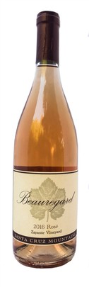 2016 Rosé Zayante Vineyard