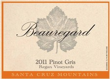 2011 Pinot Gris Regan Vineyard