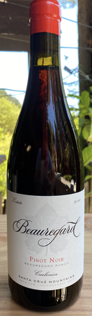 2019 Pinot Noir 'Carbonica' Beauregard Ranch