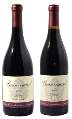 2006 Syrah Two Pack