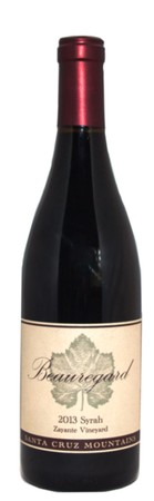 2013 Syrah Zayante Vineyard