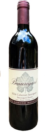 2014 Cabernet Sauvignon Beauregard Ranch