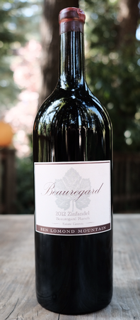2012 Magnum Zinfandel Beauregard Ranch