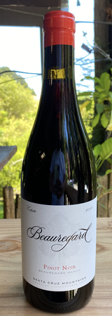 2017 Pinot Noir Beauregard Ranch